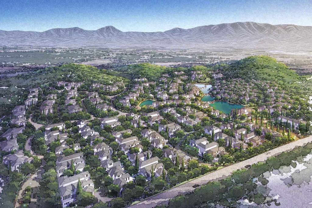 杭州果岭项目
