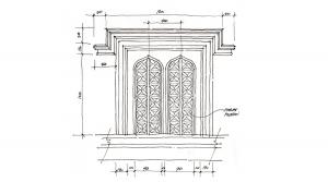 CUSTOMLUXE设计流程 – 设计手稿图-立面