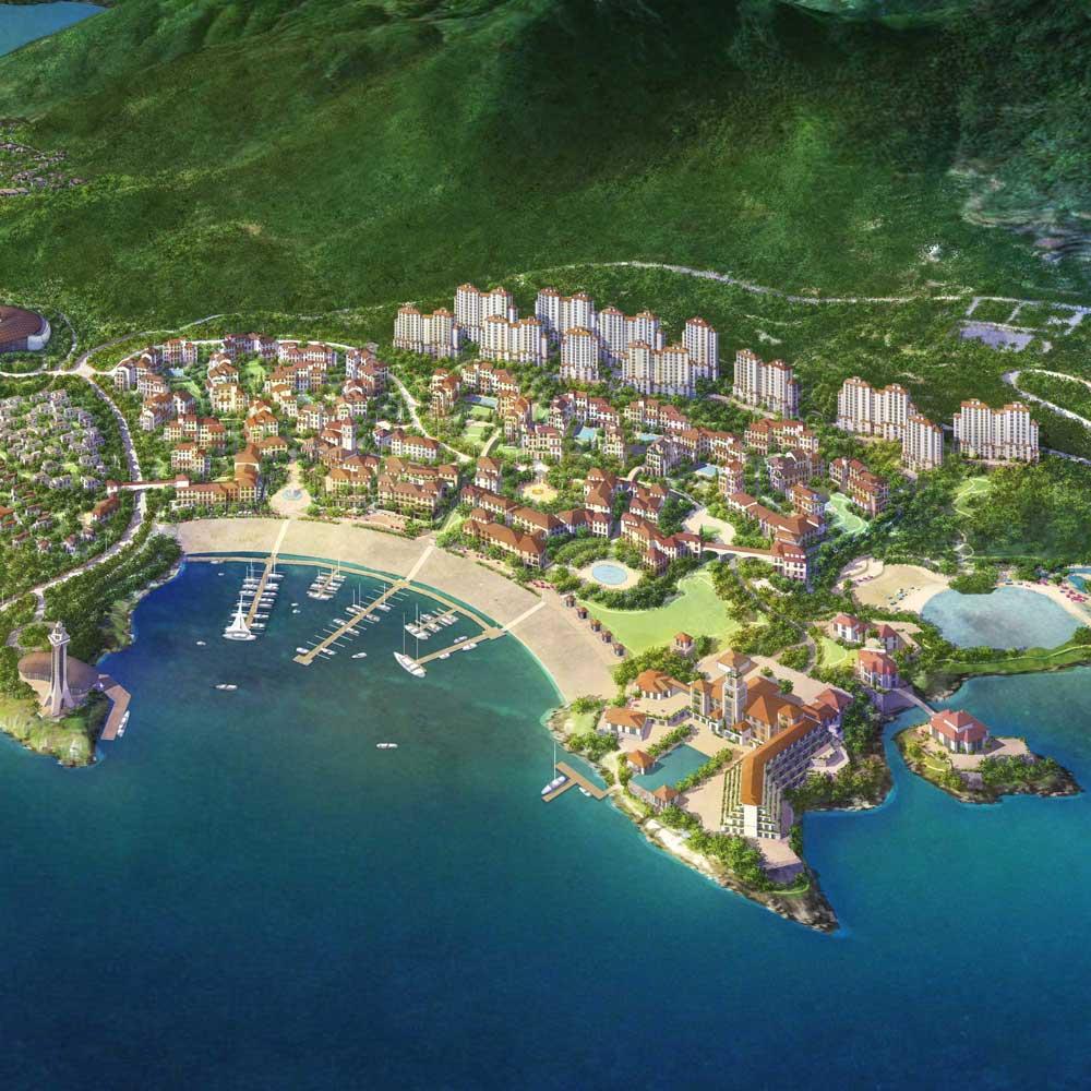 千峡湖度假村